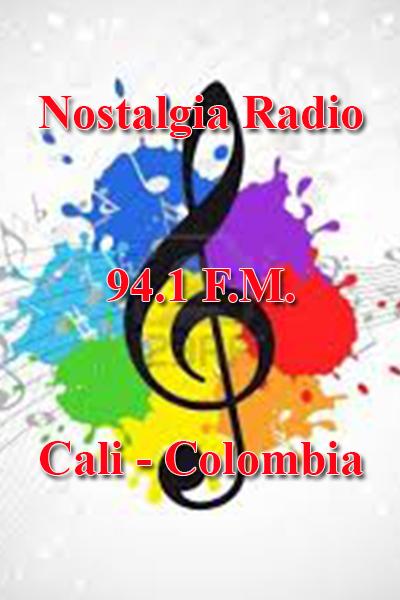 imagen nostalgia radio 94.1 fm.